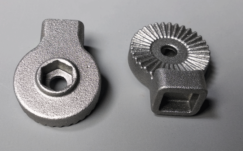 Hirth joint Ø30mm for M6 nut