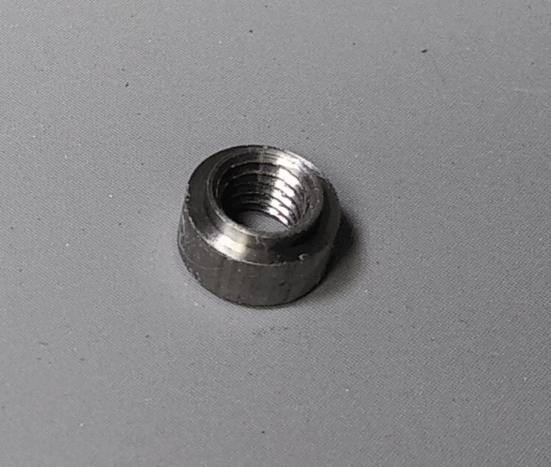 Weld fastener for welding robot